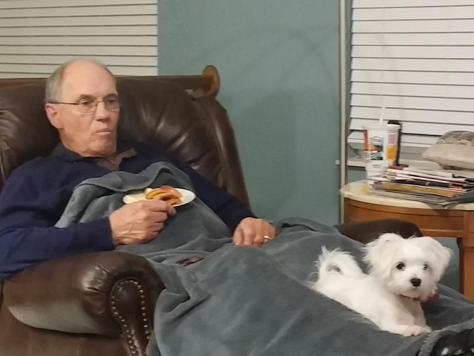 Dad and Pula
