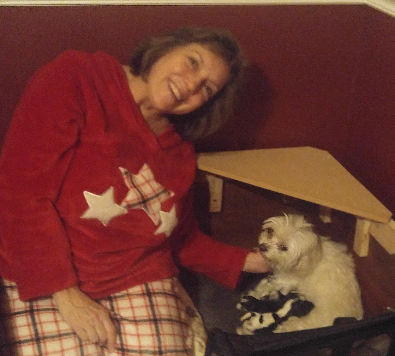 Puppies with Carol week 1