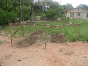 This will be our new garden