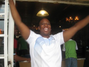 Botswana scored!