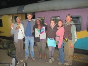 Vacation Buddies - Karla, Adam, Dana, Kristin, Carol and John