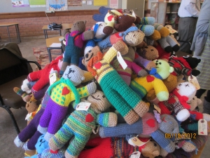 Homemade Teddy Bears