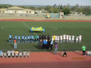 Botswana Vs Algeria
