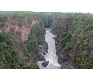 The Zambezi